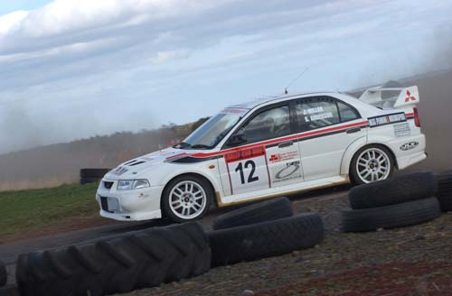 Evo Spares com - Evo Rally Car Breaking